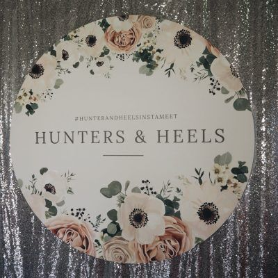 A spring instameet with the lovely Hunters & Heels