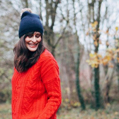 Winter essentials with Joules