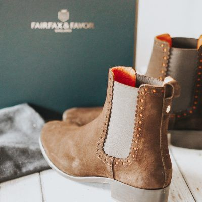 Styling the classic Chelsea Boot (AD with Fairfax & Favor)